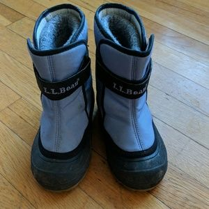 LLBean Northwoods Boots , size 9
